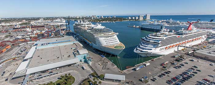 Cruise Port Everglades