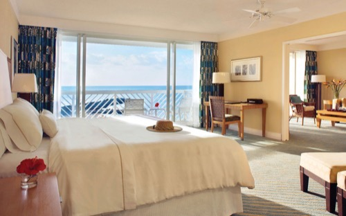 Grand Lucayan Resort bedroom 2