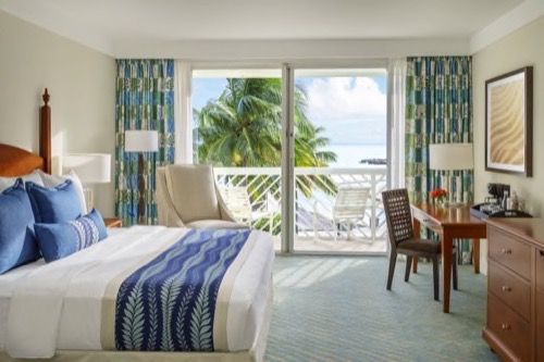 Grand Lucayan Resort bedroom