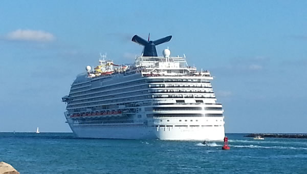 Cruise Port Everglades, Fort Lauderdale Florida