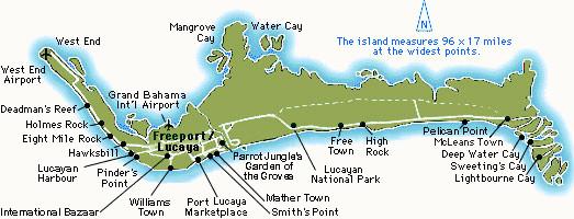 Cities And Communities Grand Bahama Island