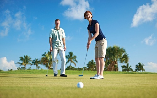 Grand Lucayan Resort golf