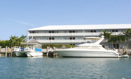 Flamingo Bay Hotel and Marina marina