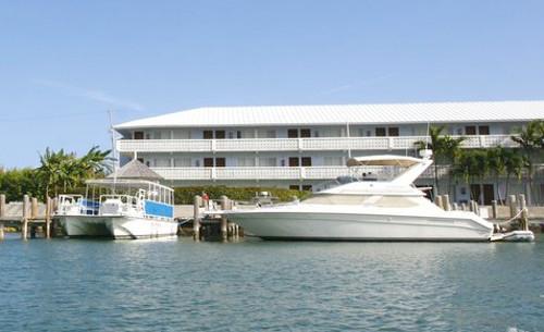 Flamingo Bay Hotel and Marina marina
