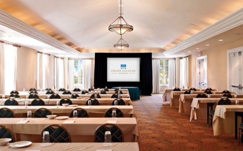 Grand Lucayan Resort meeting space
