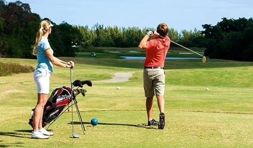 Memories Grand Bahama All Inclusive golf