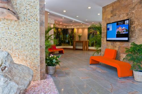 Pelican Bay Resort lobby