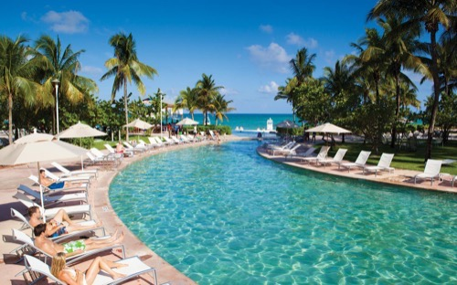 Grand Lucayan Resort pool